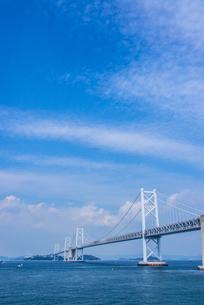 瀬戸大橋の写真素材 [FYI04886962]