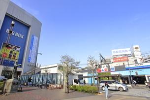 高田馬場駅の写真素材 [FYI04887222]