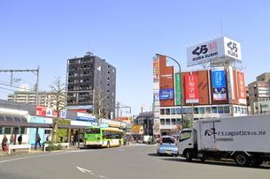 高田馬場駅の写真素材 [FYI04887225]