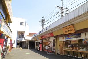 鷺ノ宮駅前の写真素材 [FYI04887249]