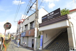 鷺ノ宮駅 西武新宿線の写真素材 [FYI04887251]