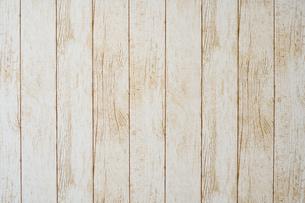 白い木板の写真素材 [FYI04887442]