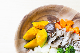温野菜の写真素材 [FYI04887578]