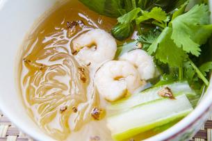 タイ風春雨ヌードルの写真素材 [FYI04887712]