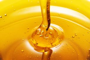 蜂蜜のクローズアップの写真素材 [FYI04887853]