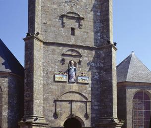 サン・コルネリー教会の写真素材 [FYI04888180]