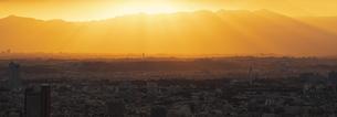 東京の夕方の写真素材 [FYI04888202]