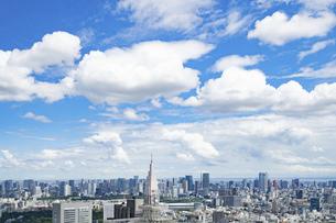東京都心の写真素材 [FYI04888248]