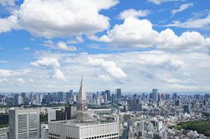 東京都心の写真素材 [FYI04888249]