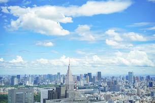 東京都心の写真素材 [FYI04888254]