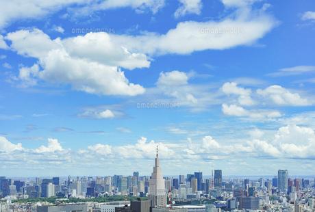 東京都心の写真素材 [FYI04888255]