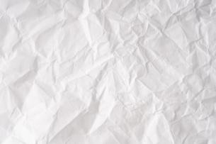 くしゃくしゃの紙の写真素材 [FYI04888270]