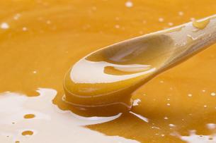 マヌカ蜂蜜の写真素材 [FYI04889653]