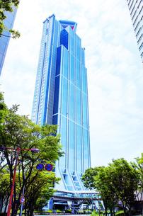 大阪府咲州庁舎の写真素材 [FYI04889802]