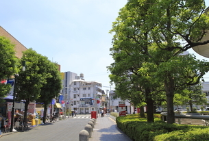 用賀駅周辺 田園都市線の写真素材 [FYI04889862]