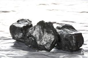 石炭の写真素材 [FYI04890773]