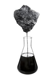 石炭と重油の写真素材 [FYI04890774]