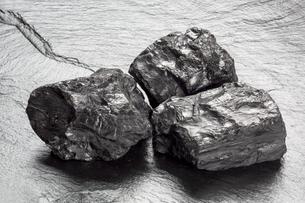 石炭の写真素材 [FYI04890775]