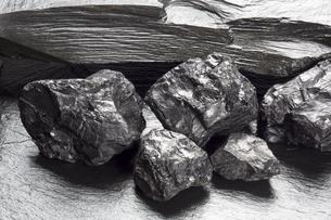 石炭の写真素材 [FYI04890776]