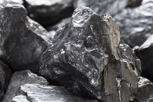 石炭の写真素材 [FYI04890834]