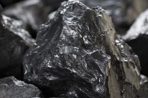 石炭の写真素材 [FYI04890837]