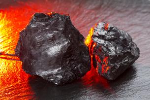 石炭の写真素材 [FYI04890906]