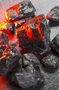 石炭の写真素材 [FYI04890907]