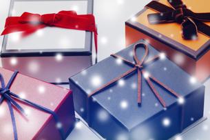 プレゼントBOXの写真素材 [FYI04890917]