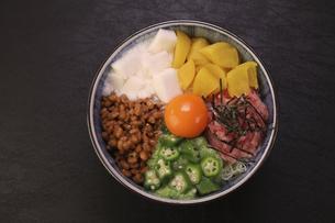バクダン丼の写真素材 [FYI04891213]