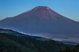 赤富士の写真素材 [FYI04891595]