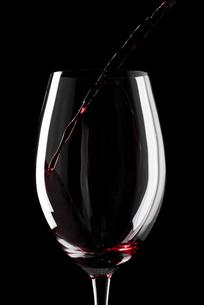 赤ワインの写真素材 [FYI04891660]