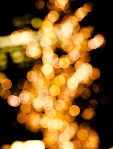 クリスマスイルミネーションの写真素材 [FYI04891686]