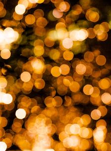 クリスマスイルミネーションの写真素材 [FYI04891688]