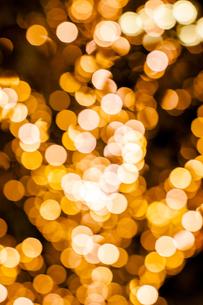 クリスマスイルミネーションの写真素材 [FYI04891691]