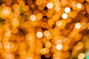 クリスマスイルミネーションの写真素材 [FYI04891694]