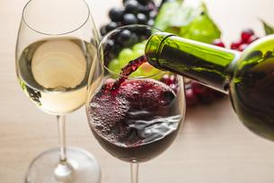 ワインの写真素材 [FYI04891699]
