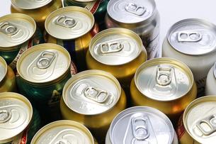 缶ビールの写真素材 [FYI04891742]