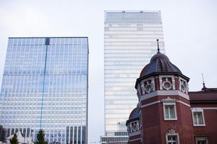 東京駅の写真素材 [FYI04891781]