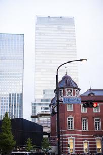 東京駅の写真素材 [FYI04891782]