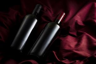 ワインボトルの写真素材 [FYI04892458]