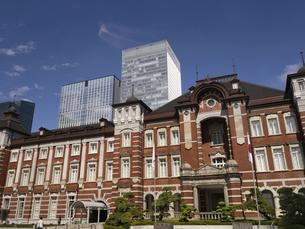 東京駅 丸の内駅舎の写真素材 [FYI04893867]