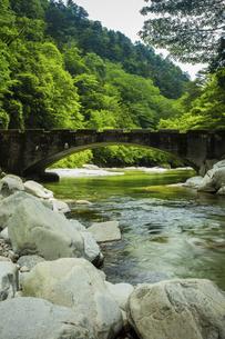 面河渓谷(愛媛県)の写真素材 [FYI04894100]