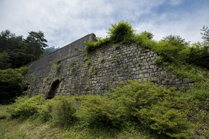 別子山銅山 東平地区の写真素材 [FYI04894134]