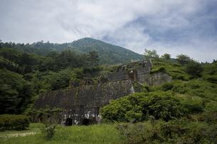 別子山銅山 東平地区の写真素材 [FYI04894137]