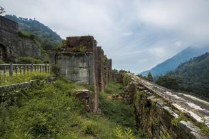 別子山銅山 東平地区の写真素材 [FYI04894139]