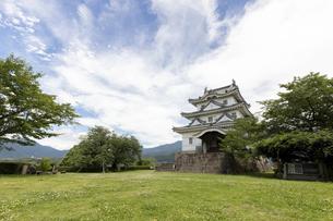 宇和島城の写真素材 [FYI04894195]