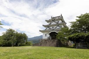 宇和島城の写真素材 [FYI04894196]