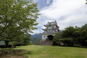 宇和島城の写真素材 [FYI04894203]