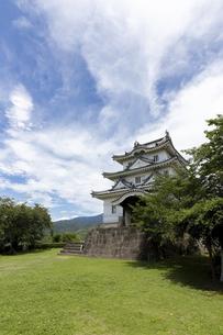 宇和島城の写真素材 [FYI04894207]