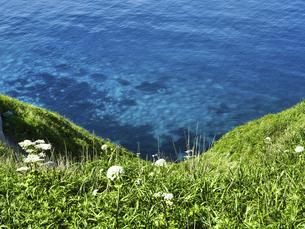 神威岬の写真素材 [FYI04894474]